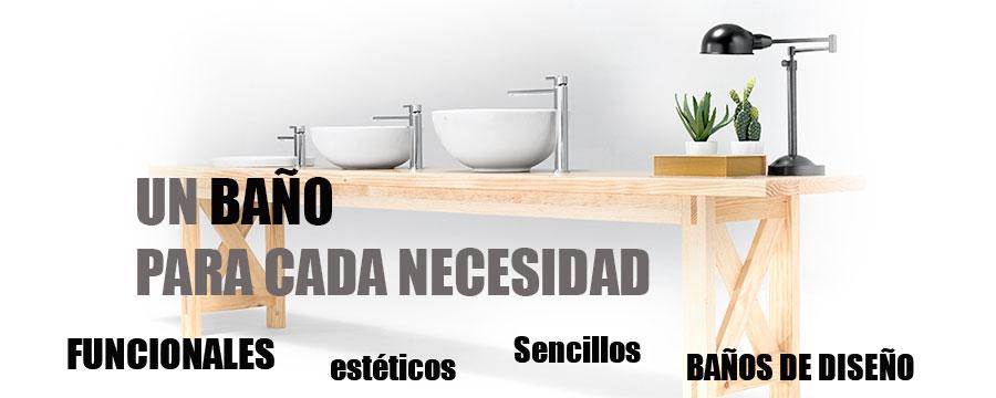 Reformas de baños personalizados en Gava