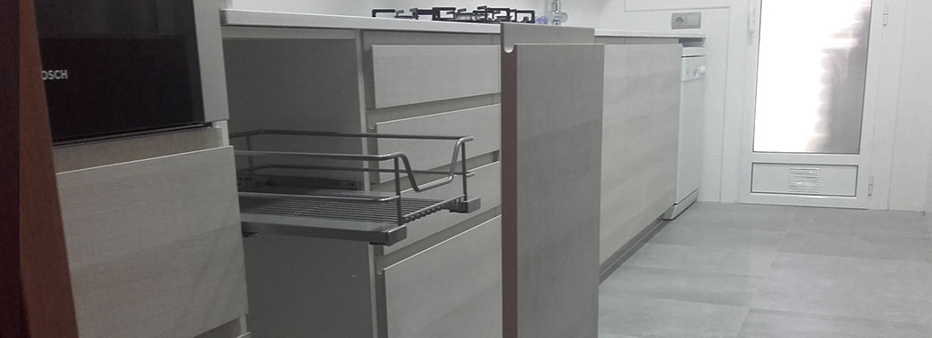 Accesorios de cocina que nos hacen más cómodos y aprovechables nuestros armarios