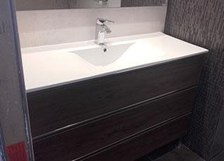 Muebles de baño de 3 cajones
