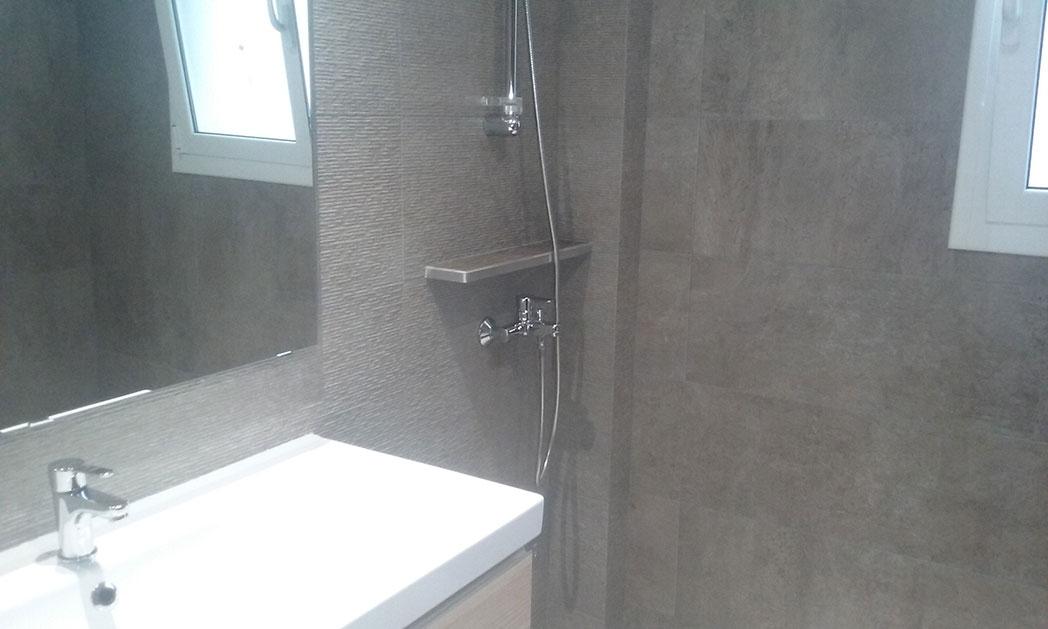 Reforma integral de baño en cubelles