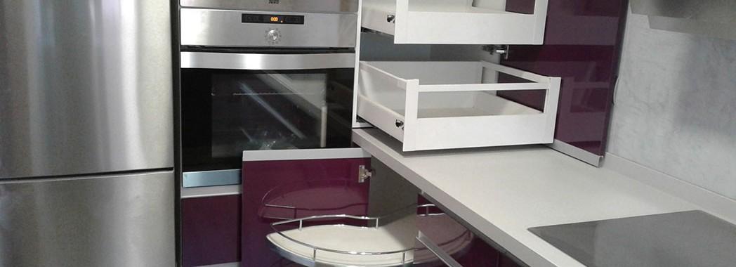 Nos facilita el almacenaje de los productos más demandados en nuestra cocina.