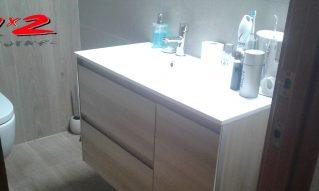 Mueble de baño Look de royo de 90 cm