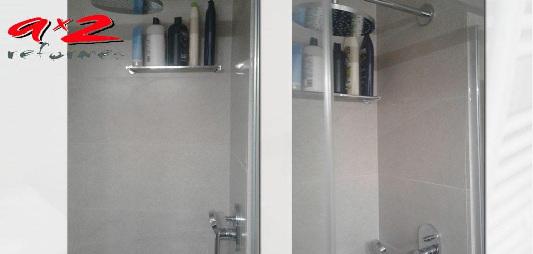 Grifería encastrada de baño
