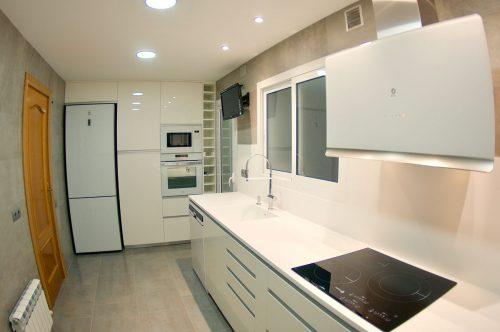 Diseño y reforma de cocina en Gavà.