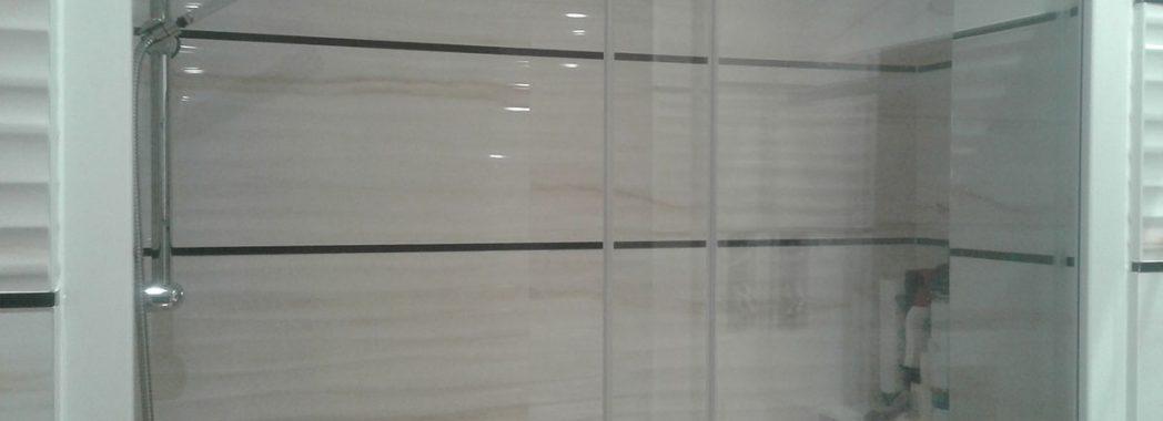 cerámica imitación mármol para baño