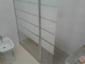 Mampara de baño Profiltek