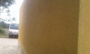 Aislamiento térmico en fachada santa oliva