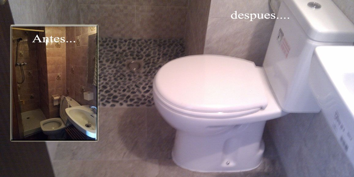 Reformas de baños pequeños - Ax2 Reformas de baños y cocinas