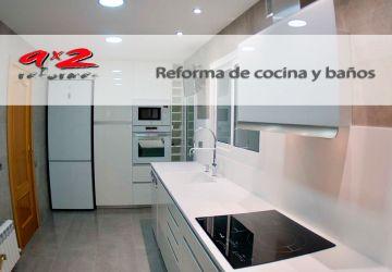 Reforma de cocina y baños en Gavà