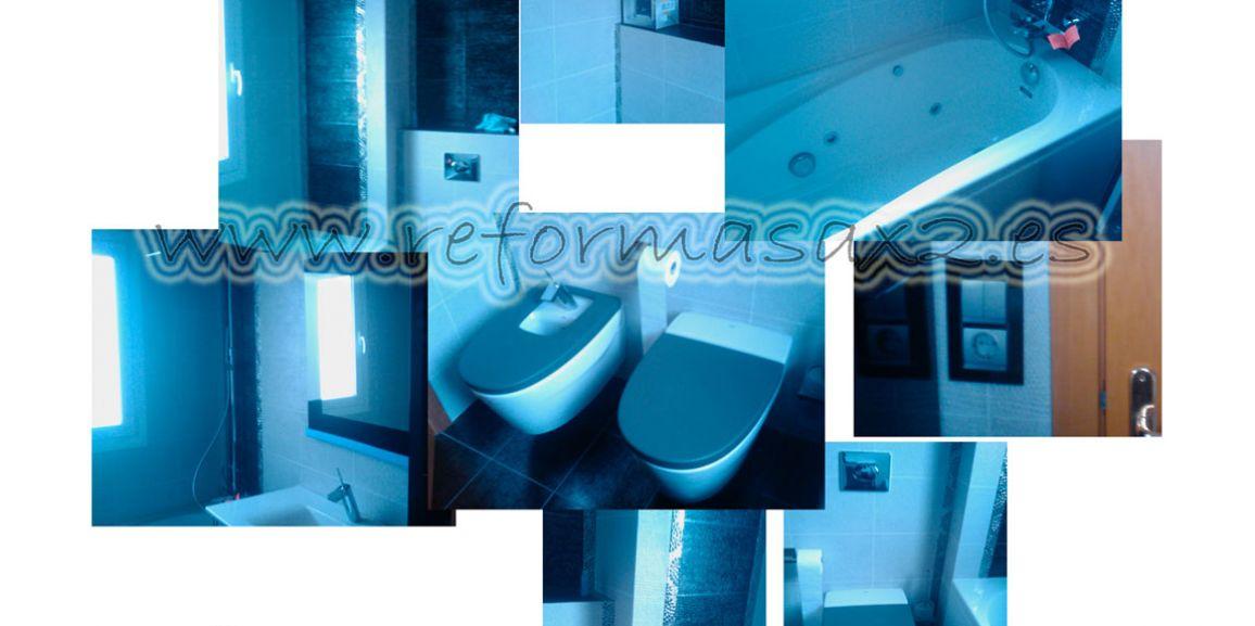 Reformas de baños en sitges