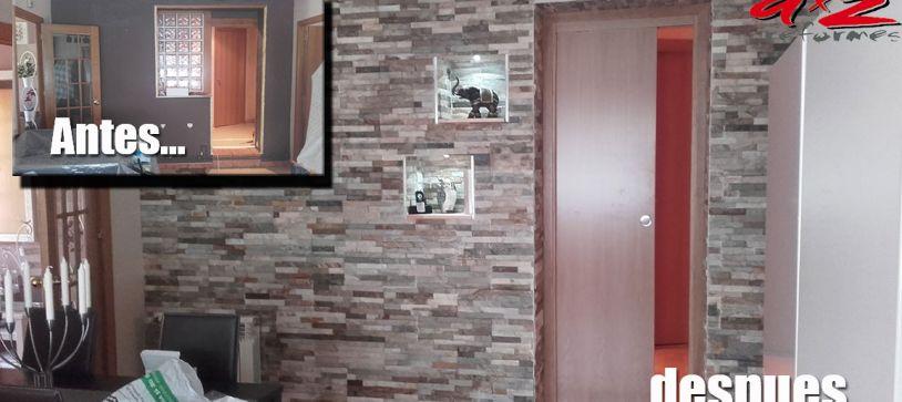 Reforma y decora tu salón comedor